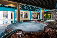 Aušra SPA-Mato sauna. Sūkurinė vonia