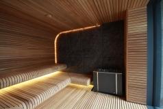 Sauna su garu