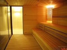 "Sauna, ""Kempinski Hotel Cathedral Square"""