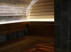"""8 - 14 Sauna su garu, gultai, Viešbutis """"Palanga"""".jpg"""