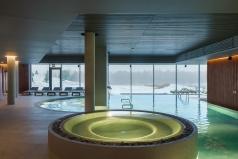 Vilnius Grand resort. Sūkurinė vonia