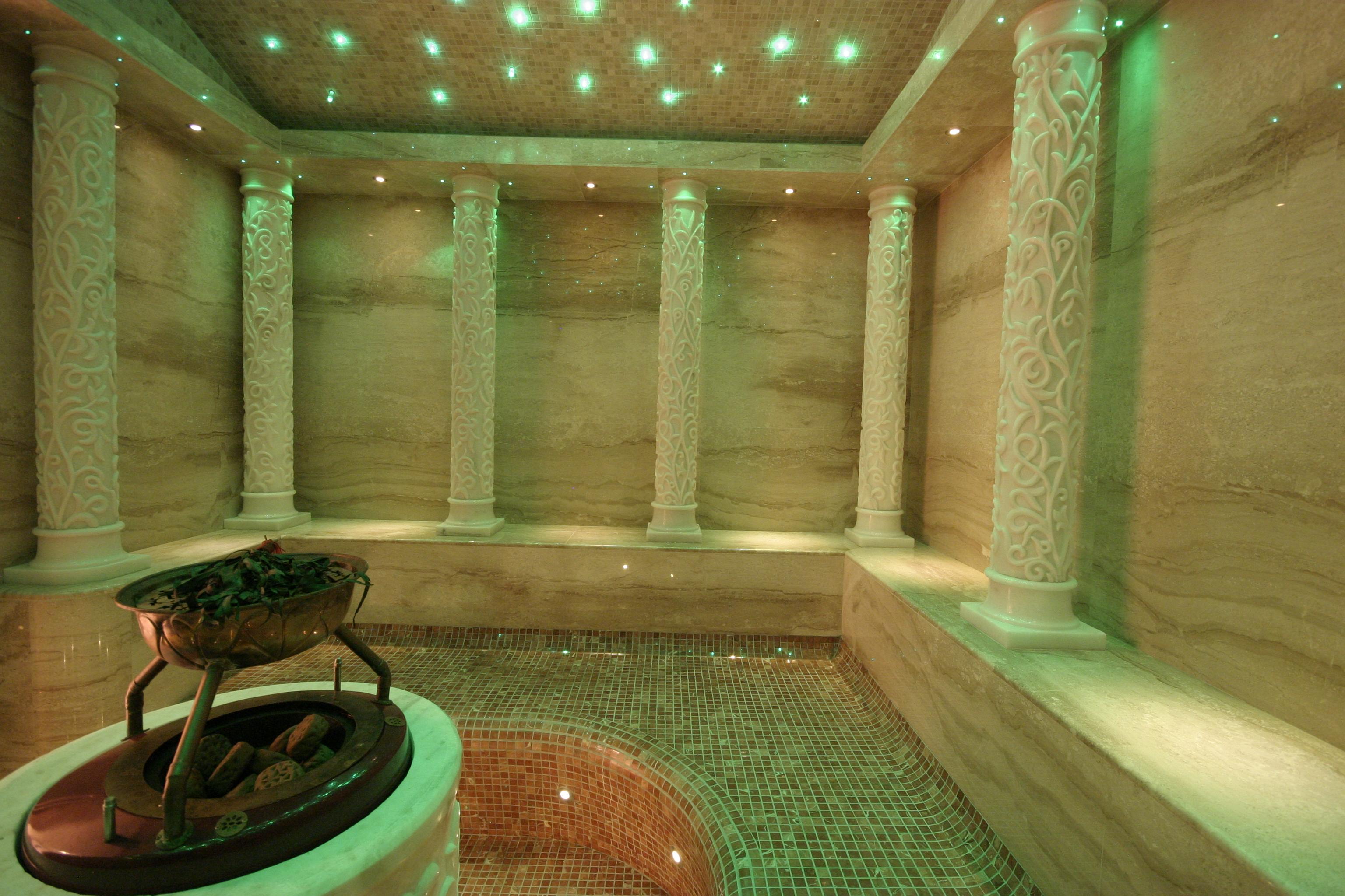 Aromatine sauna