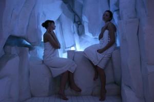 Ice room